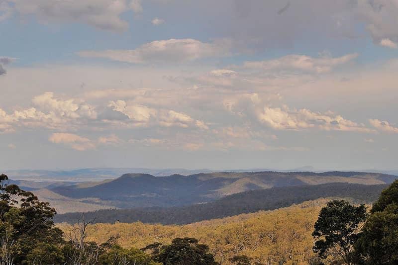 Valley | Holiday Mountain Retreat | Queensland | Ravensbourne Escape