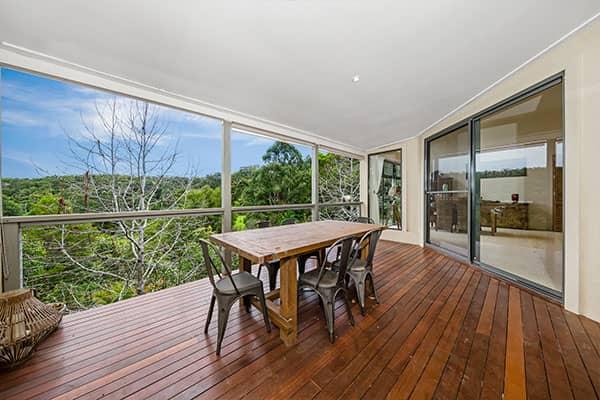 Balcony | Holiday Mountain Retreat | Queensland | Ravensbourne Escape