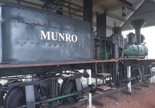 Munro Tramway | Holiday Mountain Retreat | Queensland | Ravensbourne Escape
