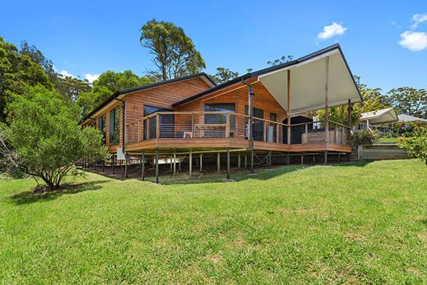 House | Holiday Mountain Retreat | Queensland | Ravensbourne Escape