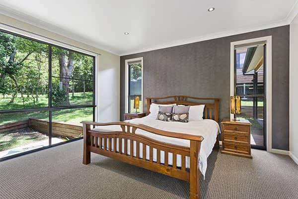 Bedroom | Holiday Mountain Retreat | Queensland | Ravensbourne Escape