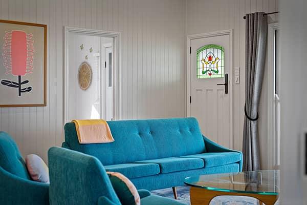 Living Area | Holiday Mountain Retreat | Queensland | Ravensbourne Escape